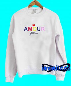 Amour Paris Sweatshirt