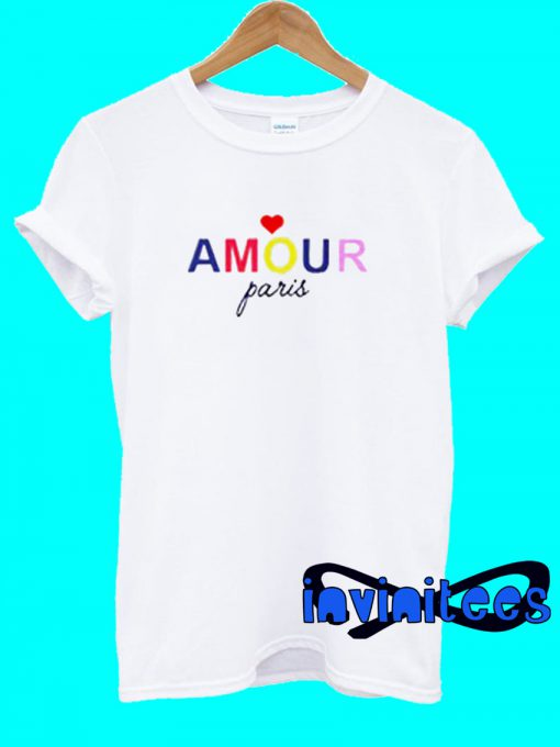 Amour Paris T-Shirt