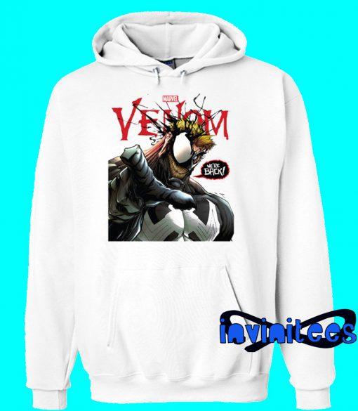 Avengers Infinity War Venom Hoodie