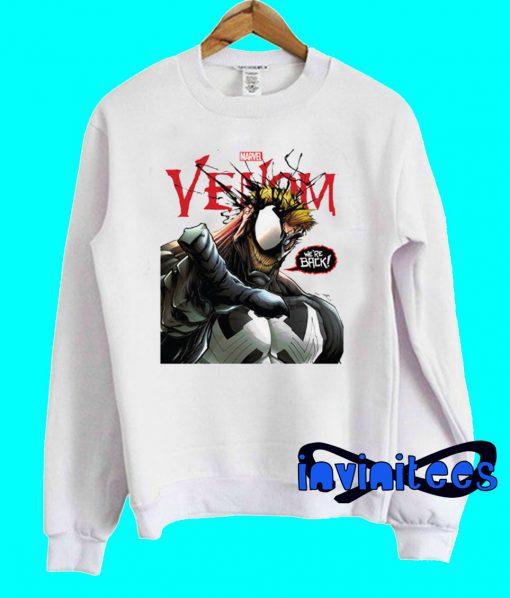 Avengers Infinity War Venom Sweatshirt