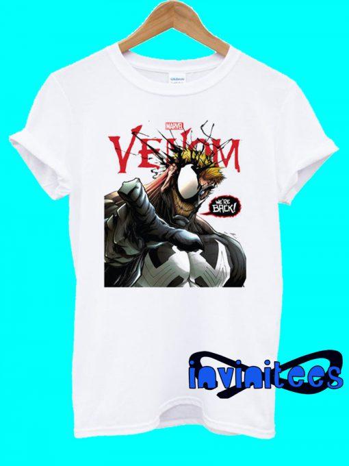 Avengers Infinity War Venom T-Shirt