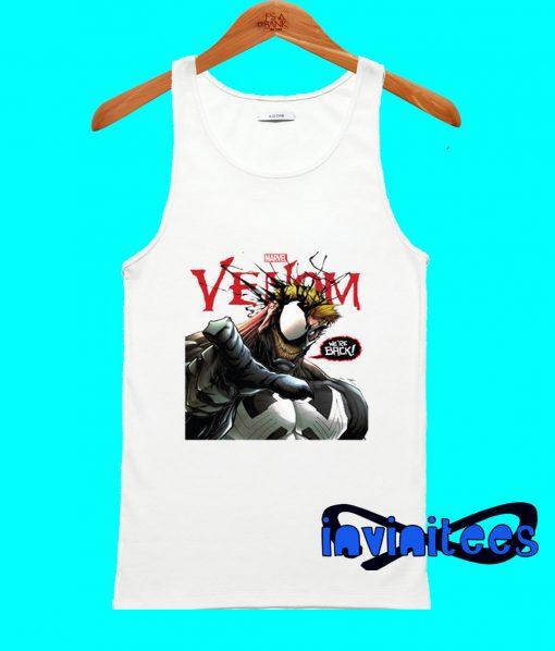 Avengers Infinity War Venom Tank Top