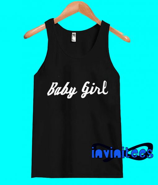 Baby Girl Baby Tank Top