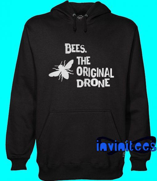 Bees The Original Drone Hoodie