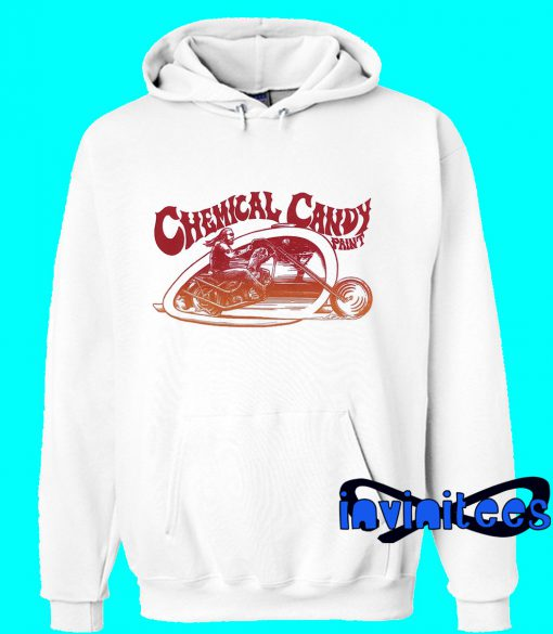 Chemical Candy Blended Biker Hoodie