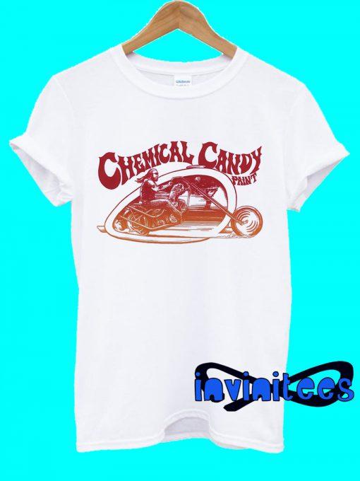 Chemical Candy Blended Biker T-Shirt