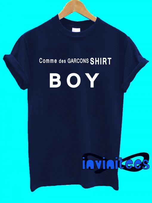 Comme Des Garcon Boy T-Shirt