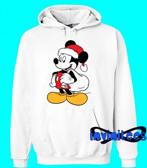 Disney Mickey Ready For Christmas Hoodie