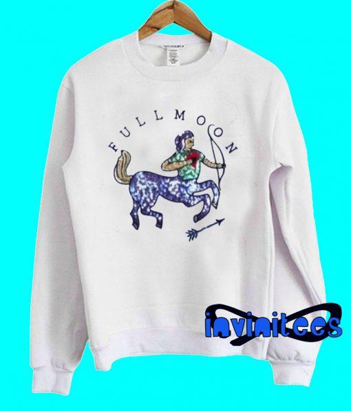 Full Moon Horse Sweatshirt