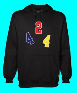 424 Logo Print Hoodie