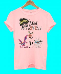 Aaahh! Real Monsters T Shirt