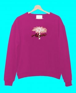 Alyx Palm Tree Sweatshirt