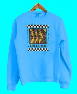 Analog Clifton Blue Sweatshirt