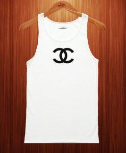 Chanel Logo Tank Top