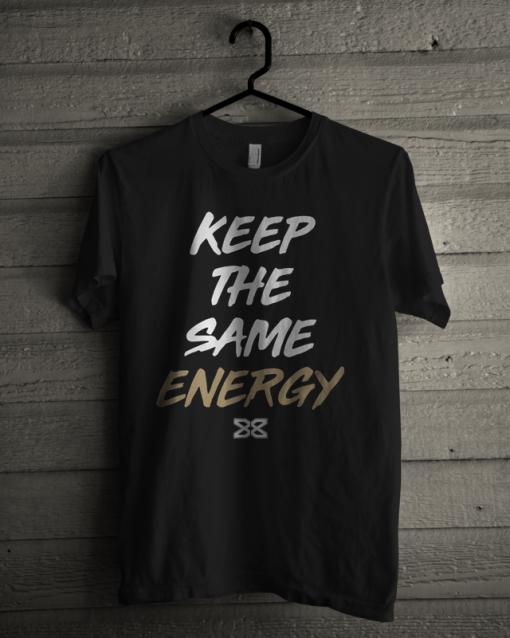 Dez Bryant Logo Keep The Same Energy T Shirt