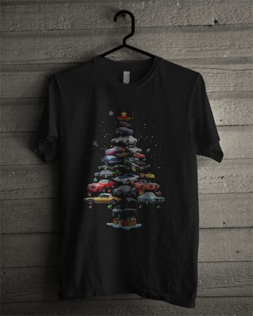 Firebird Christmas tree T Shirt