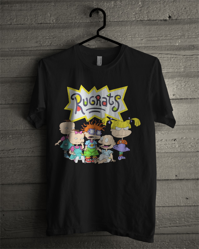 Black Rugrats Shirt Off 70 Free Shipping