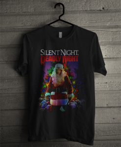 Silent Night Deadly Night T Shirt
