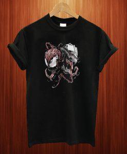 Spiderman Carnage & Venom T Shirt
