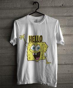 SpongeBob Hello T Shirt