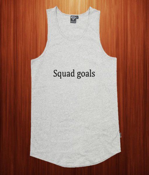 Squad Goals Tank Top