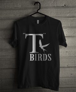 T Birds From Grease T Shirt