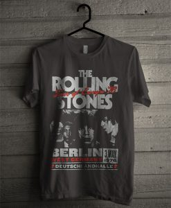 The Rolling Stones Europe 76 T Shirt