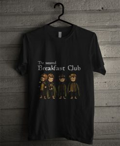 The Second Breakfast Club T Shirt