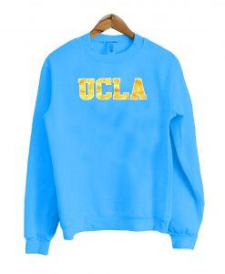 UCLA Font Sweatshirt