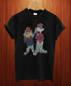 Vintage 90's Hip Hop Looney Tunes T Shirt