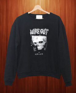 Wipe Out Demon Angel Sweatshirt