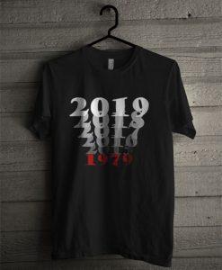 1979 40 Years T Shirt
