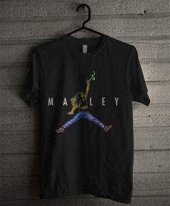 Air Marley Bob Marley T Shirt