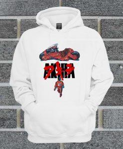Akira Motorcycle Hoodie