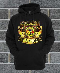 America Campeon Liga MX Apertura 2018 Hoodie