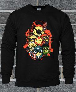 Avengers Minions Sweatshirt