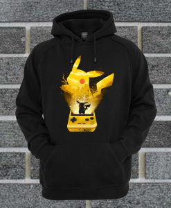 The Electric Monster Pikachu Hoodie