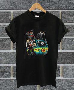 The Massacre Machine Horror T Shirt