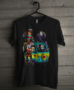 The Massacre Machine T Shirt