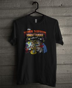 The Riverbottom Nightmare Band T Shirt