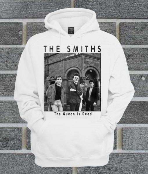 The Smiths The Queen Is Dead Hoodie