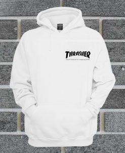 Thrasher Logo Hoodie