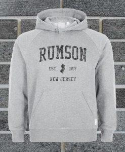 Vintage Rumson New Jersey Hoodie