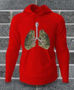 Weed Lungs Hoodie