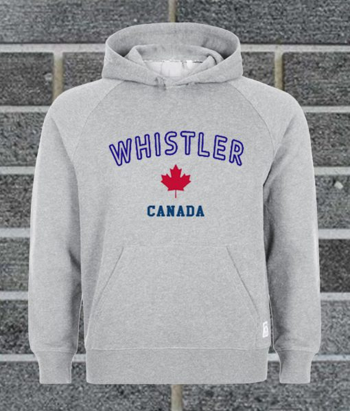Whistler Canada Hoodie