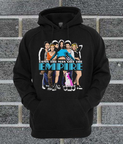 90s Empire Records Hoodie
