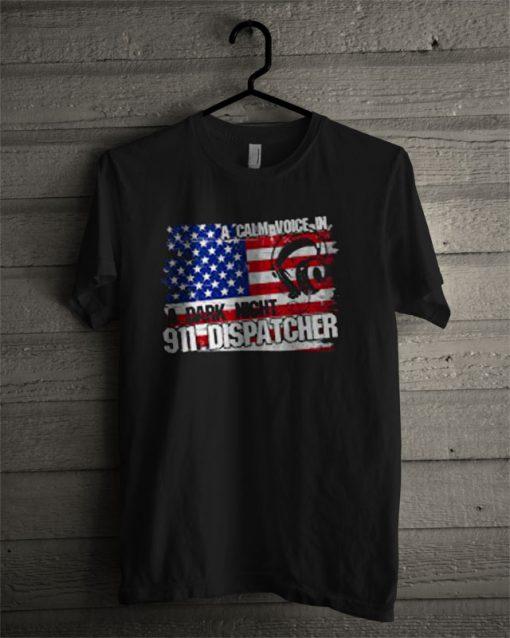 911 Dispatcher T Shirt
