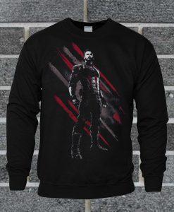 Avengers Infinity war Captain America Sweatshirt