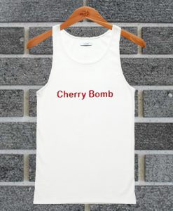 Cherry Bomb T ank Top