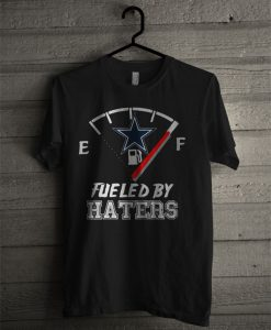 Official New England Patriots Fueled By Haters T Shirt